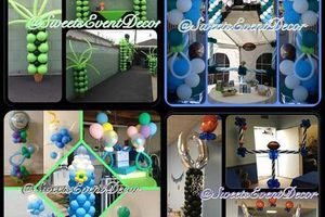 Photo #2: Sweets Party Decor - Event Decorations