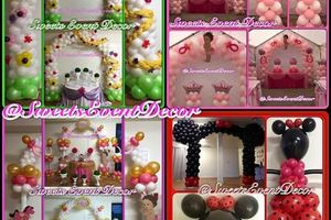 Photo #3: Sweets Party Decor - Event Decorations