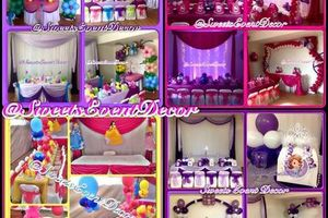 Photo #5: Sweets Party Decor - Event Decorations