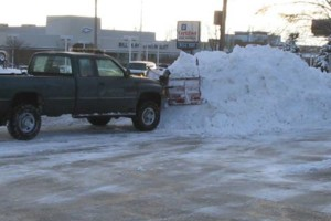 Photo #1: A&G Snow Removal Services RESIDENCIAL & COMMERCIAL