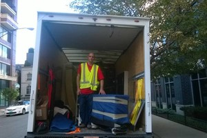 Photo #1: Moving Labor You Can Trust