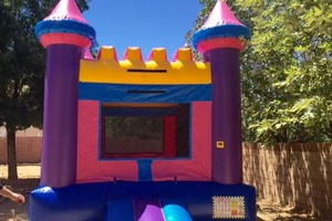 Photo #3: JUMPERS, WATER/DRY SLIDES, POPCORN, COTTON CANDY, CHAIRS TABLES & MORE