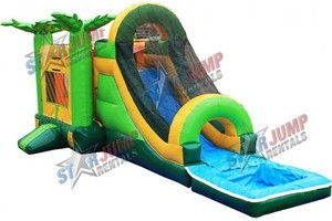 Photo #6: JUMPERS, WATER/DRY SLIDES, POPCORN, COTTON CANDY, CHAIRS TABLES & MORE