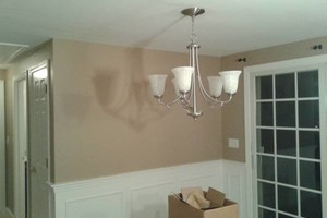 Photo #2: INTERIOR PAINTING SPECIAL! CEILING, WALLS, AND TRIM