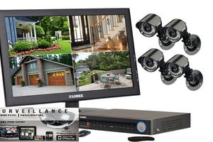 Photo #8: Camera Security Systems (Residential&Commercial) Affordable Secure
