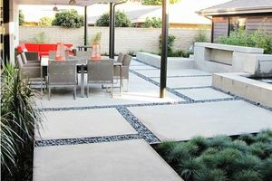 Photo #6: CONCRETE - MASONRY - HARDSCAPE