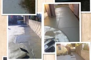 Photo #2: Concrete Finisher and Repairs