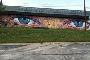 Photo #2: Muralist/scene painter