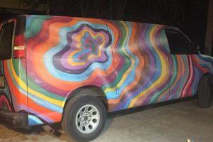 Photo #8: Muralist/scene painter