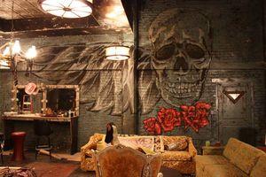 Photo #11: Muralist/scene painter