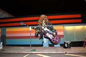 Photo #12: Muralist/scene painter