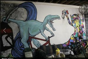 Photo #14: Muralist/scene painter