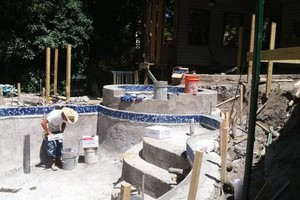 Photo #1: Remodeling Swimming pools