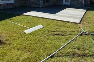Photo #4: HIRE THE REAL CONCRETE GUYS AND NOT THE ONES WHO SCHEME FOR QUICK $$$