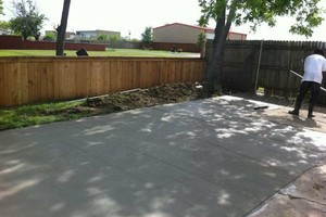 Photo #8: HIRE THE REAL CONCRETE GUYS AND NOT THE ONES WHO SCHEME FOR QUICK $$$