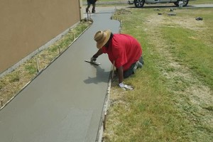 Photo #10: HIRE THE REAL CONCRETE GUYS AND NOT THE ONES WHO SCHEME FOR QUICK $$$