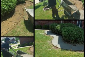 Photo #11: HIRE THE REAL CONCRETE GUYS AND NOT THE ONES WHO SCHEME FOR QUICK $$$