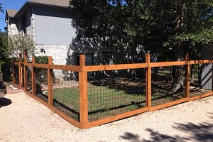 Photo #4: Scott's Fencing and Decks