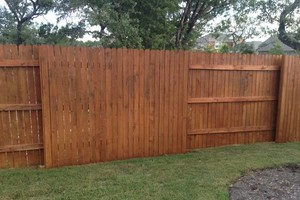 Photo #3: Scott's Fencing and Decks