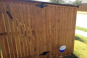 Photo #2: Scott's Fencing and Decks