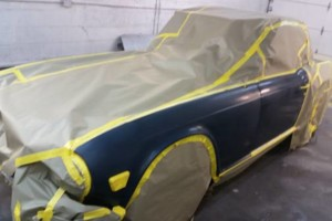 Photo #7: CLASSIC MUSCLE AND PAINT. Autobody /Restoration Shop