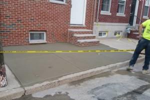 Photo #10: Mace Construction Co. BRICK, BLOCK, CONCRETE....