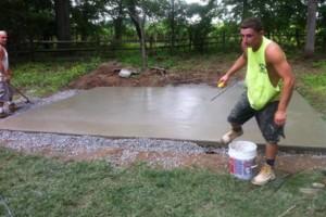 Photo #3: Mace Construction Co. BRICK, BLOCK, CONCRETE....