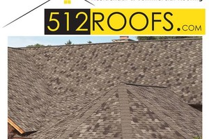Photo #1: SERVICE & QUALITY - 512 ROOFS - FREE ESTIMATES!