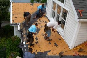 Photo #3: ROOFING REPAIR.  GGI GENERAL CONSTRUCTION