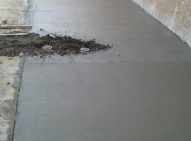 Photo #4: A & M CONCRETE (CLICK HEAR NOW TO SAVE MONEY)