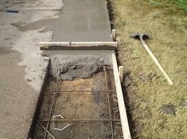 Photo #2: A & M CONCRETE (CLICK HEAR NOW TO SAVE MONEY)