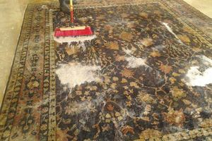 Photo #5: PROFESSIONAL ORIENTAL RUG CLEANING REPAIR