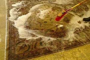 Photo #4: PROFESSIONAL ORIENTAL RUG CLEANING REPAIR