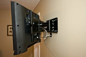 Photo #1: Tv installation led or lcd any size