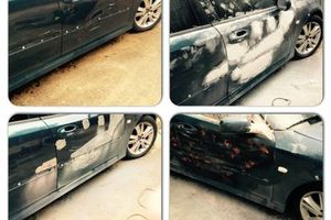 Photo #4: DENTS + SCRATCHES + BUMPERS + MOBILE SERVICE