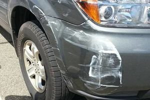 Photo #2: DENTS + SCRATCHES + BUMPERS + MOBILE SERVICE