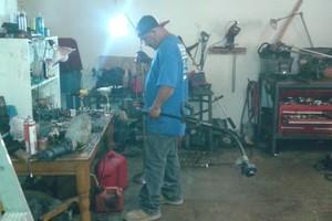 Photo #2: Gonzales Lawn mower Shop & Repair