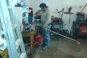 Photo #1: Gonzales Lawn mower Shop & Repair