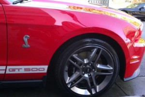Photo #7: CRYSTAL CLEAR. Professional mobile auto detailing