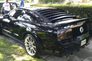 Photo #5: CRYSTAL CLEAR. Professional mobile auto detailing