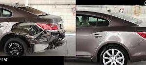 Photo #2: Mobile auto body work