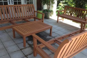 Photo #6: Quality Teak Restoration