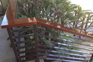 Photo #5: Quality Teak Restoration