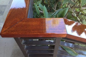 Photo #4: Quality Teak Restoration