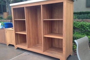 Photo #1: Quality Teak Restoration