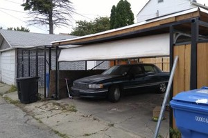 Photo #2: CHEAP Chicago garage door & opener repairs!