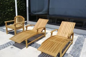 Photo #6: TEAK FURNITURE REFINISHING PRO