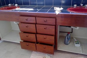 Photo #7: TEAK FURNITURE REFINISHING PRO