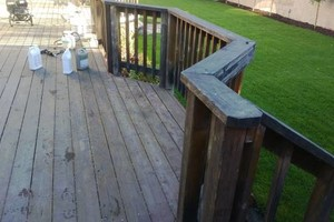 Photo #8: TEAK FURNITURE REFINISHING PRO