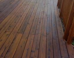 Photo #9: TEAK FURNITURE REFINISHING PRO